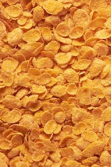 Płatki kukurydziane płatki tła