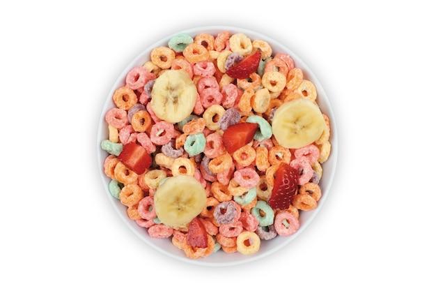 Płatki śniadaniowe