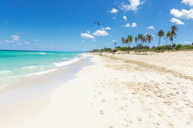 Playa del este, kuba