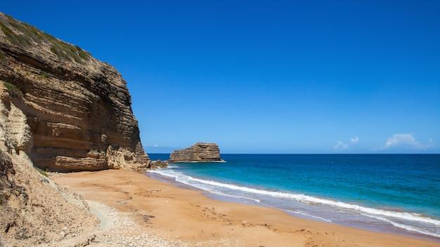 Playa el morro, monte cristi dominikana