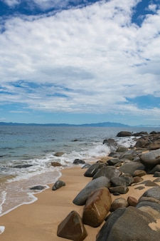 Playa las animas w meksyku