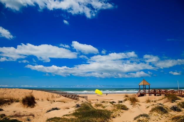 Plaża cortadura - kadyks