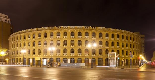 Plaza de toros w walencji w hiszpanii