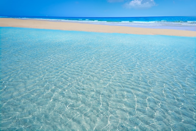 Plaża jandia mal nombre fuerteventura