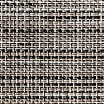 Plecionki podłoga tło lub tekstura