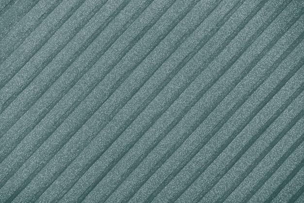 Plisse tło. geometryczne linie tkaniny. tkanina, materiał tekstylny z bliska, w tonacji tidewater green