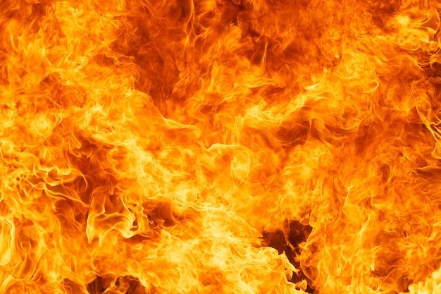 Płomień ogień płomień pożoga tekstura tło