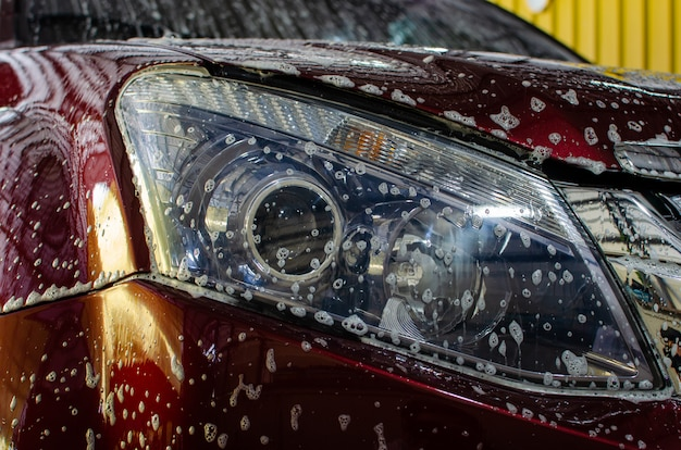 Płuczki do mycia samochodów