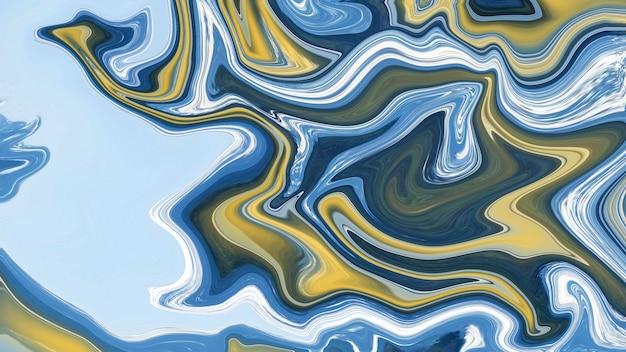 Płynny abstrakcyjny, marmurowy wzór tła