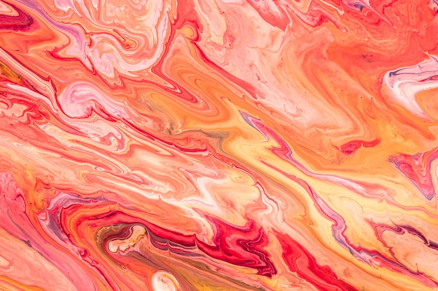 Płynny streszczenie farba tła