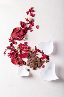 Płytki ceramiczne na walentynki