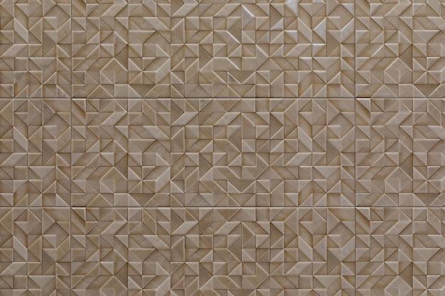 Płytki ceramiczne z mozaikowymi wzorami w różnych kolorach