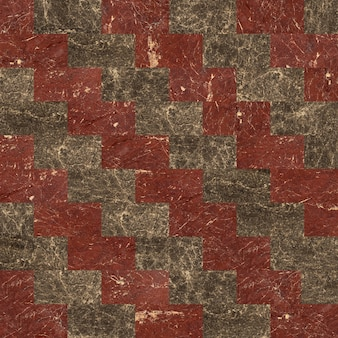 Płytki marmurowe. mozaika wykonana z naturalnego polerowanego kamienia.