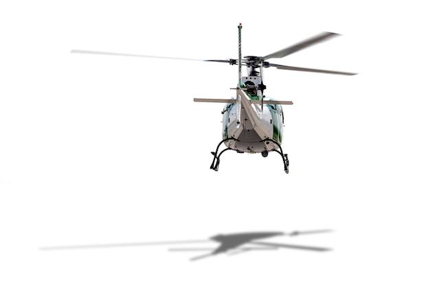 Pływający helikopter
