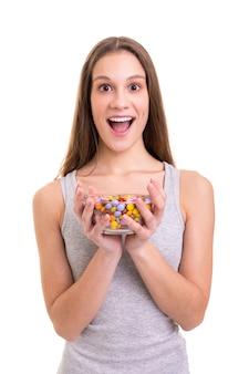 Po prostu kocham cukierki!