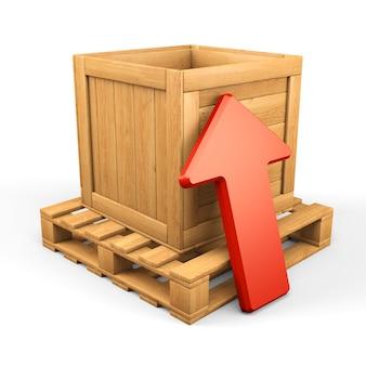 Pobieranie pudełka z drewna