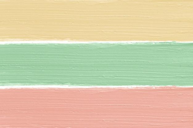 Pociągnięcia korektora kolorów