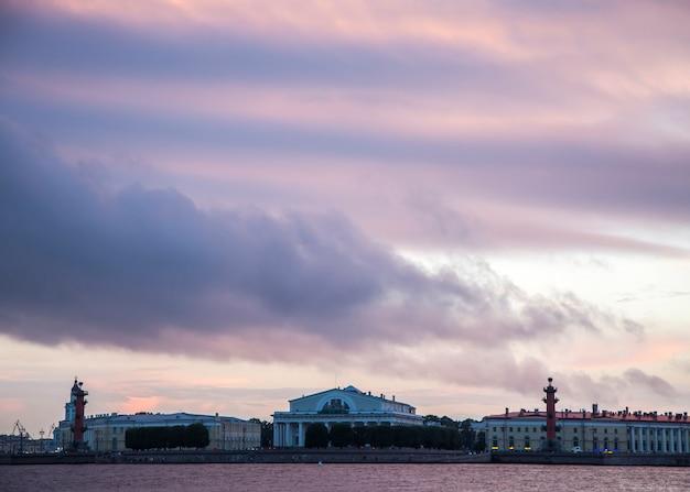 Podróż do sankt petersburga w rosji sunrice