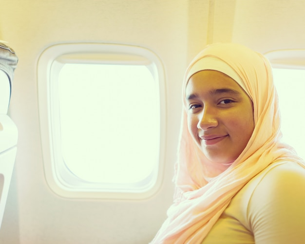 Podróżniczka muzułmańska
