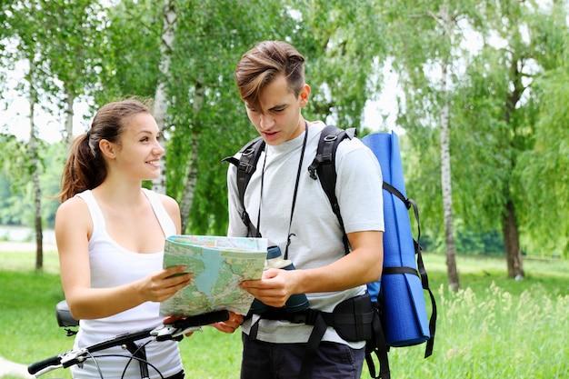 Podróżuj z mapą