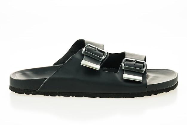 Podróży pantofel białe sandały męskie