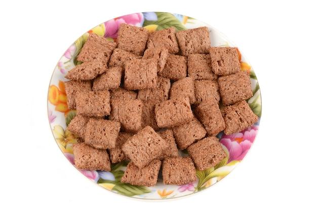 Poduszki czekoladowe