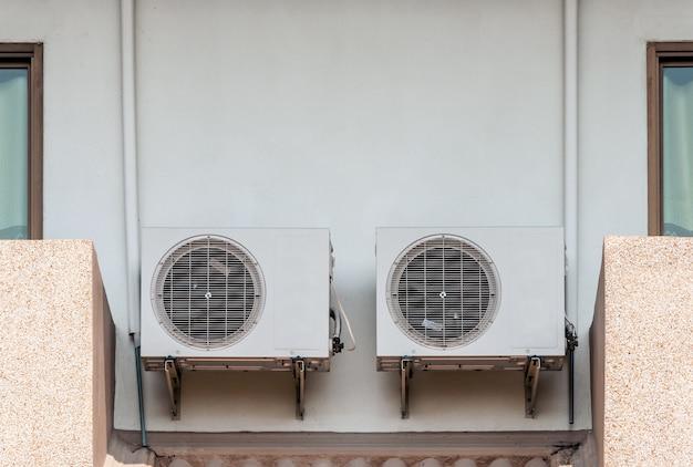 Podwójna jednostka klimatyzacyjna