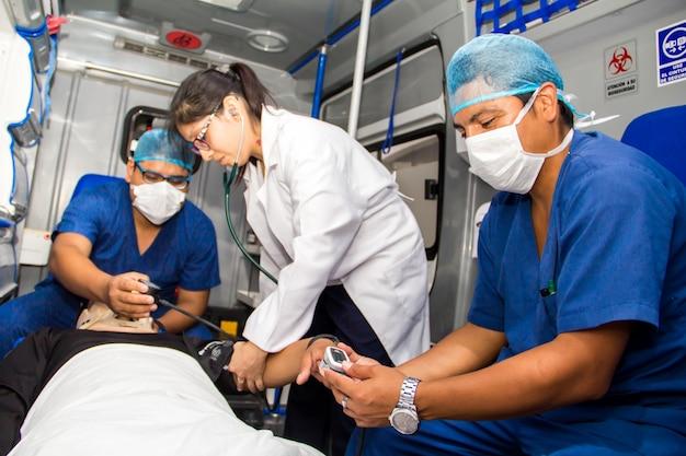 Pogotowie medyczne