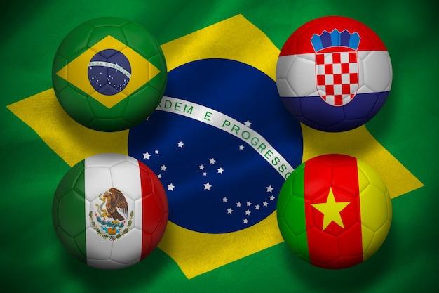 Pogrupuj piłkarskie puchary świata