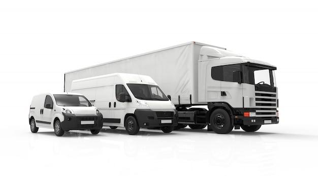 Pojazdy dostawcze
