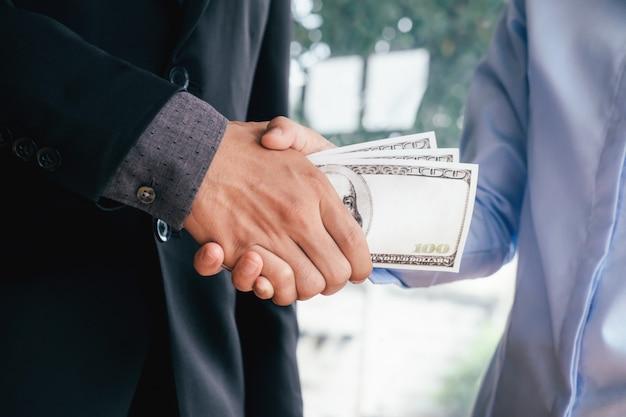 Pojęcia przekupstwa i korupcji