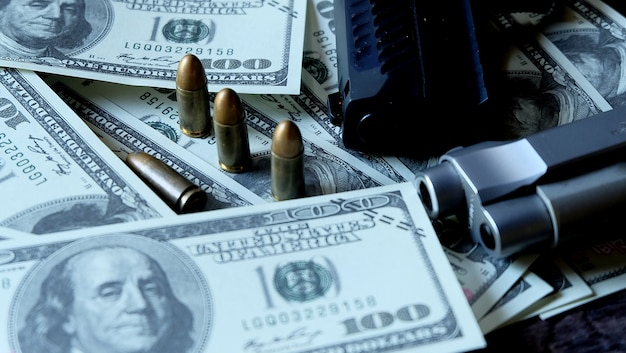 Pojęcie przestępstwa, korupcji i przemocy.