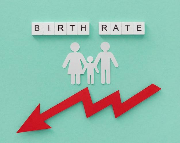 Pojęcie współczynnika urodzeń