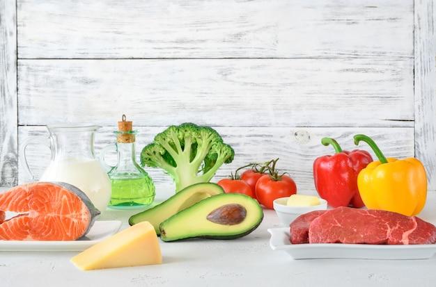 Pokarm dla diety ketogenicznej