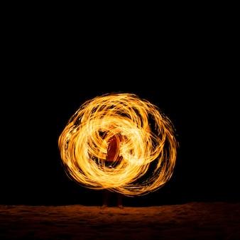 Pokaz ognia