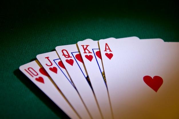 Poker królewski
