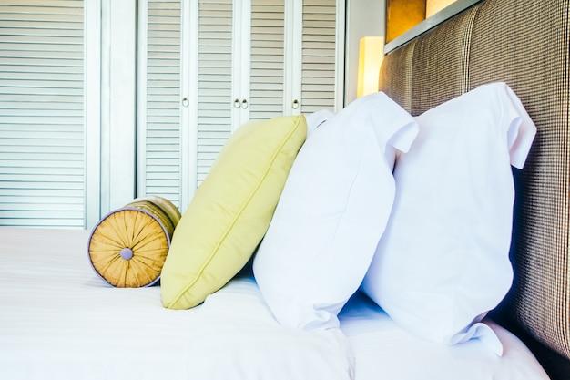 Pokój czysty poduszki nowoczesna inaczej