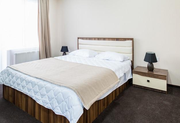 Pokój dwuosobowy w hotelu