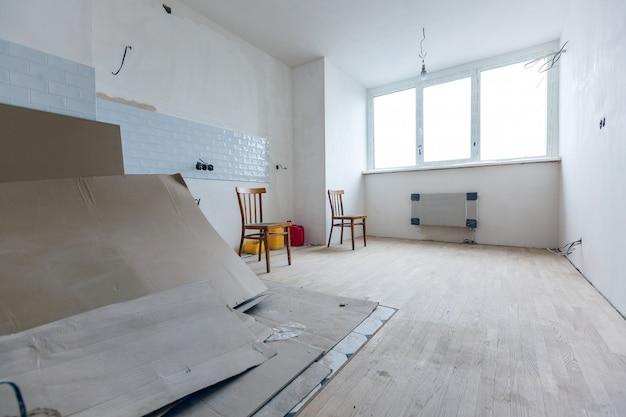 Pokój w budowie