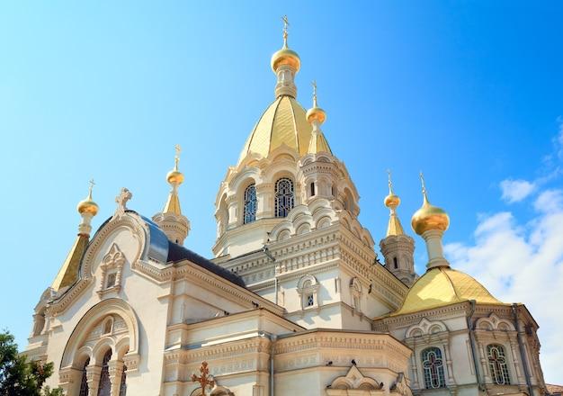 Pokrovskij w sewastopolu centrum miasta zbudowany w 1905 roku przez architekta ba feldmana.