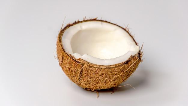 Pół kokosa
