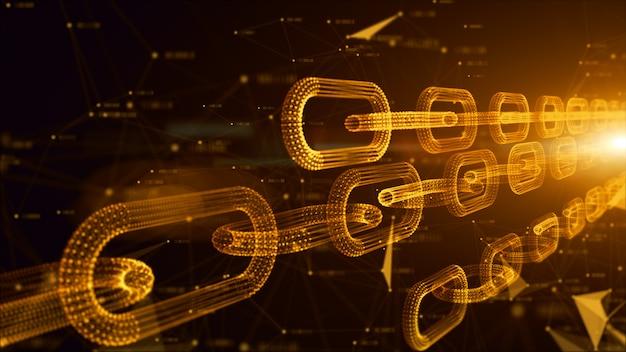 Połączenia sieciowe w łańcuchach