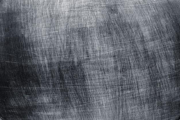 Polerowana metalowa tekstura, tło ze stali stopowej lub tytanu