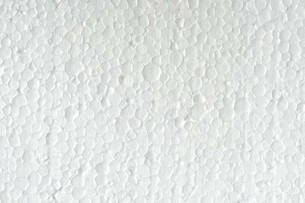 Polistyrenowy tekstury zbliżenie