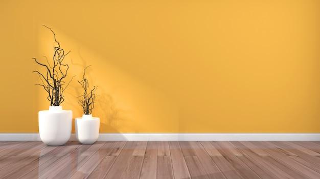 Północna europa żółty prosty świeży domowy tło