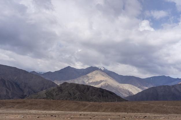 Północnoindyjska góra w himalajach to odcinek himalajów