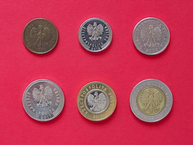 Polskie monety złote, polska