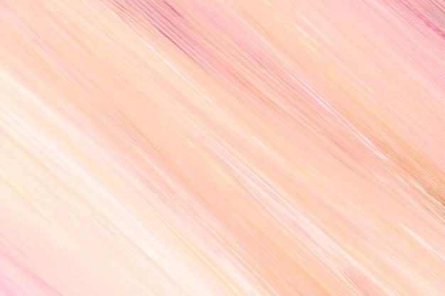 Pomarańczowa farba akrylowa teksturowanej tło