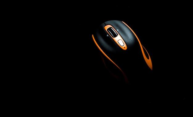 Pomarańczowa mysz