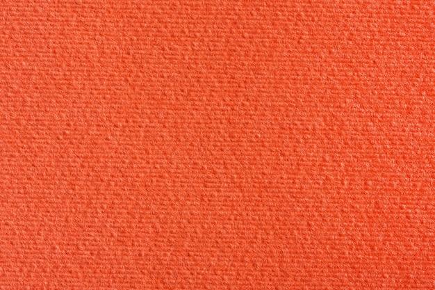 Pomarańczowe tło z podszewką. zdjęcie w wysokiej rozdzielczości.